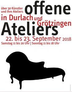 Offene Ateliers in Durlach und Grötzingen